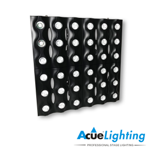 magic 6 by 6 led effect light panel