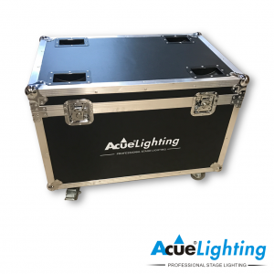 acue lighting flight case