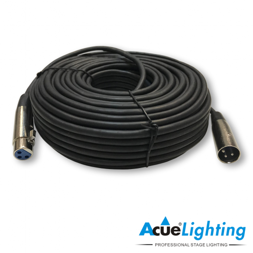 Power Extension Cord Stinger 3m Acue Lighting